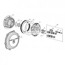 Radius Cx Ktm 350 Sxf 19-20